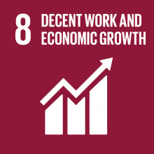 Development Goal - Work and Economic Growth