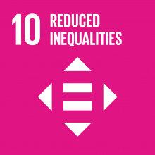 Development Goal - Reduced Inequality