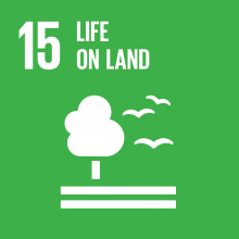 Development Goal - Life on Land